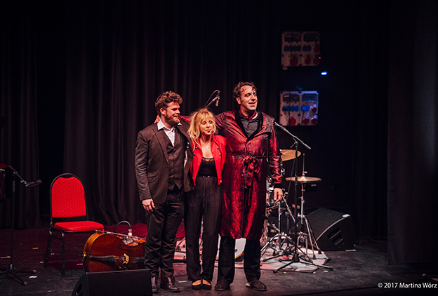 Chilly Gonzales, pianiste et entertainer